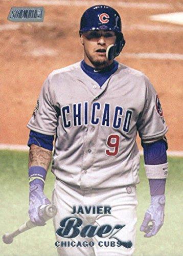 2017 Topps Stadium Club Baseball #246 Javier Baez Cubs - Cubs Stadium Club