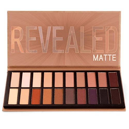 Coastal Scents Revealed Matte Eyeshadow Palette, 0.06 Pound