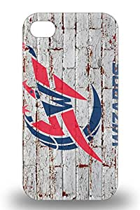 NBA Washington Wizards Logo Fashionable Phone 3D PC Case For Iphone 4/4s With High Grade Design ( Custom Picture iPhone 6, iPhone 6 PLUS, iPhone 5, iPhone 5S, iPhone 5C, iPhone 4, iPhone 4S,Galaxy S6,Galaxy S5,Galaxy S4,Galaxy S3,Note 3,iPad Mini-Mini 2,iPad Air )