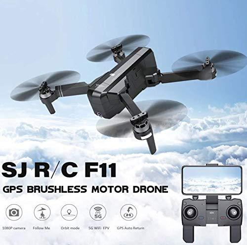 LanLan SJRC F11 Pro GPS 5G WiFi FPV con cámara 2K 25mins Tiempo de ...