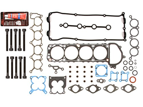 Evergreen HSHB3016 Cylinder Head Gasket Set Head Bolt (Cylinder Nissan Gaskets)