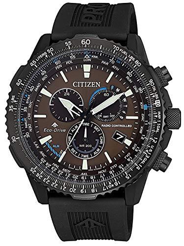 Citizen Menswatch CB5005-13X chronographs, Radio-Controlled Clocks