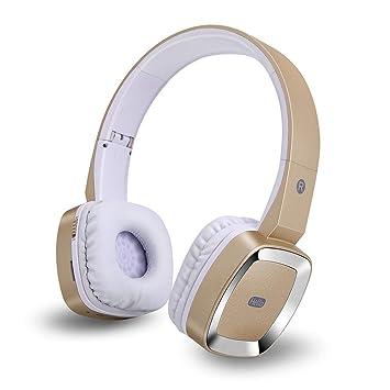 Amazon.com: WYUE - Auriculares Bluetooth T6 estéreo, con ...