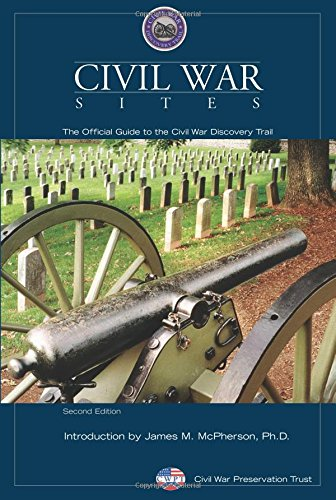 Civil War Sites: The Official Guide To The Civil War Discovery Trail (West Virginia Trail Map)