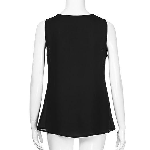 Amazon.com : HOSOME Women Top Plus Size Womens V Neck Tank Tops Cami Sleeveless T-Shirt Vest Blouse : Grocery & Gourmet Food