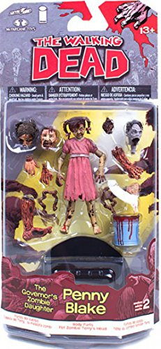 McFarlane Toys The Walking Dead Comic Series 2 Penny The Governors Daughter Action Figure
