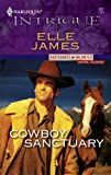 Cowboy Sanctuary, Elle James, 0373692544