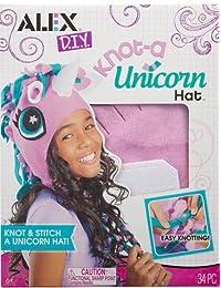 Knot a Unicorn Hat