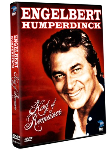 DVD : Engelbert Humperdinck - Engelbert Humperdinck: King of Romance (DVD)