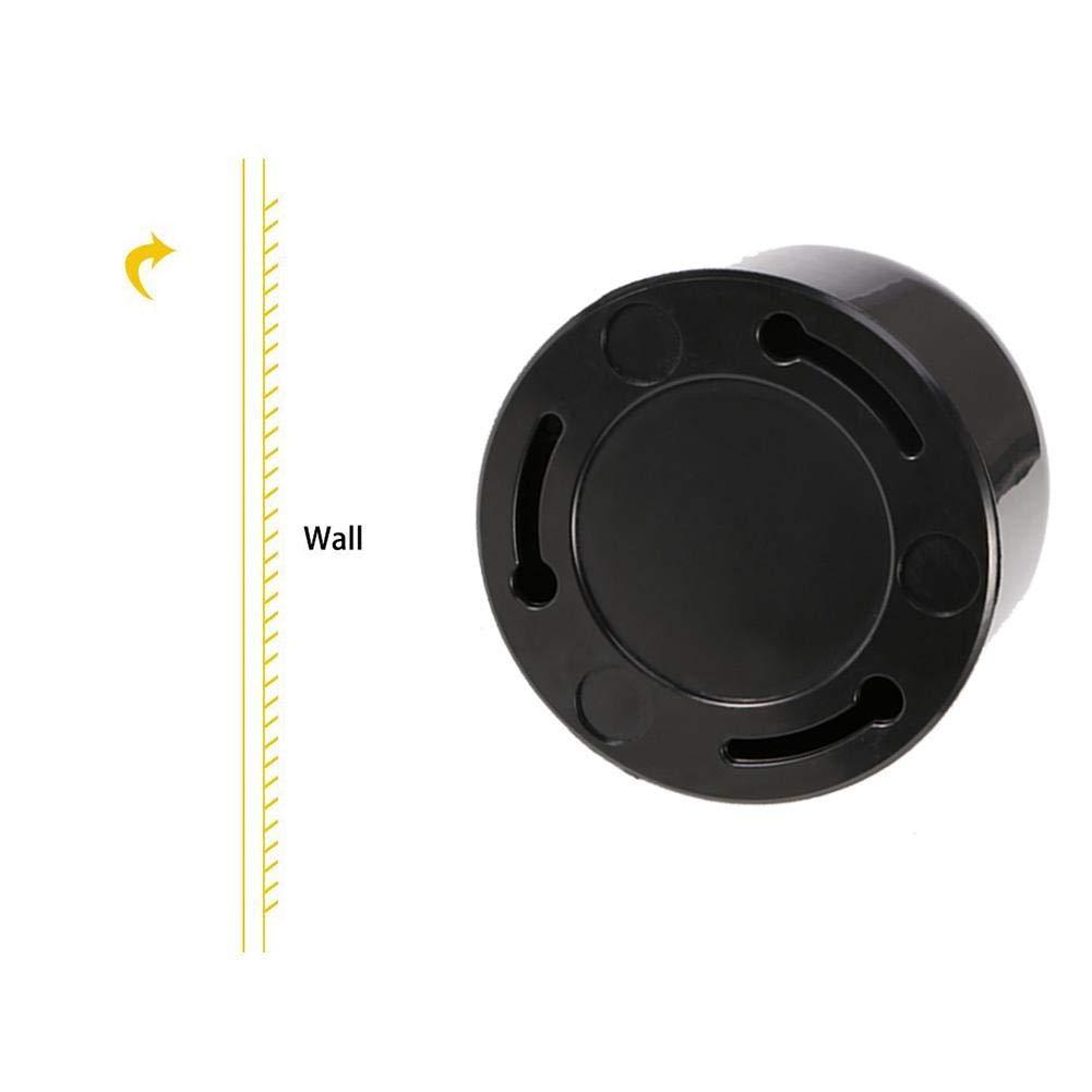 Matefielduk COB LED PIR Sensor de movimiento Luz nocturna Rotativo Pasillo Pasillo Lámpara de pared - - Amazon.com