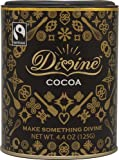 Divine Chocolate Cocoa Powder Fair Trade -- 4.4 oz - 2 pc
