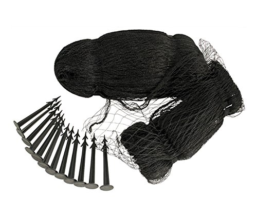 Netting for Koi Fish Ponds and Water Gardens, 7-Feet x 10-Feet | 98000 (Pond Cover Net)