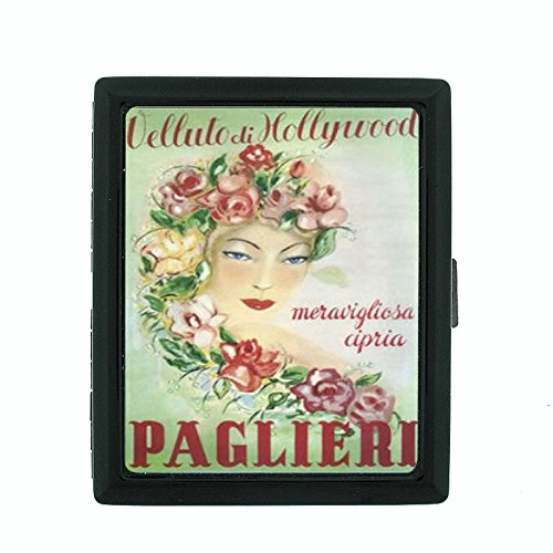 (Paglieri Hollywood Italy Nice Cigarette Case D-063)