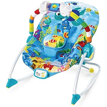 Amazon Com Baby Einstein Ocean Adventure Rocker Baby