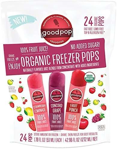 Popsicles: Goodpop Freezer Pops