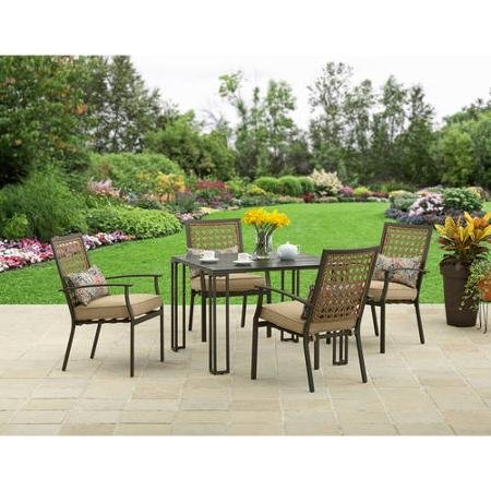BETTER HOMES AND GARDENS Sea Haven 5pc Dining Set