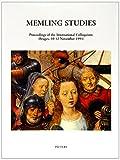 Memling Studies 9789068319507