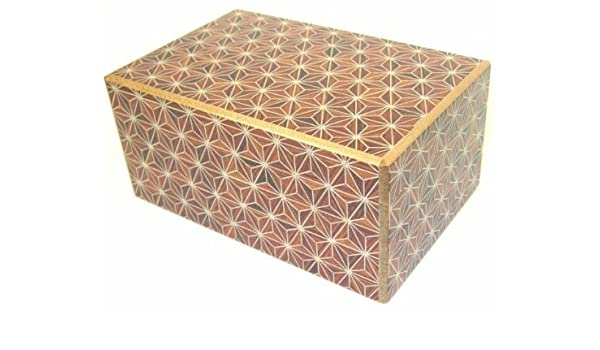 akaasa patrón 5 sol 21 paso japonés Puzzle caja: Amazon.es: Hogar