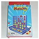 新しいmatch4接続44つスタイルポータブル旅行サイズ垂直Checkers Kids Game