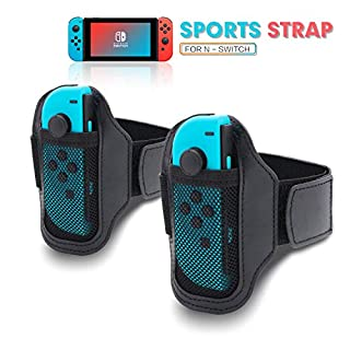 Leg Strap for Nintendo Switch Ring Fit Adventure - 2 Packs