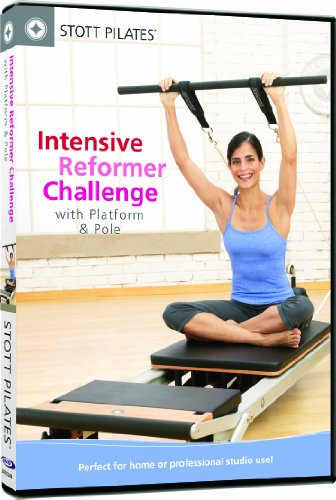STOTT PILATES Intensive Reformer Challenge with Platform and Pole