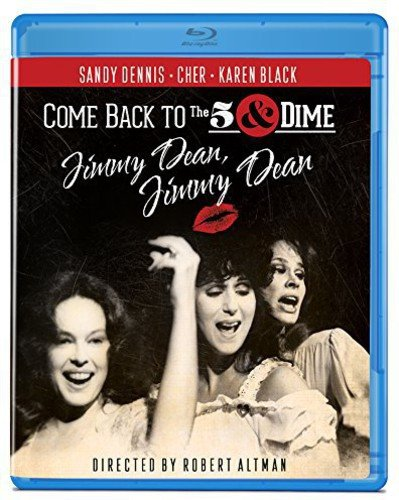 Come Back to the 5 & Dime Jimmy Dean, Jimmy Dean [Blu-ray]