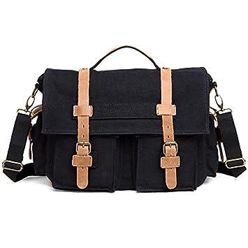 65b77cd3eec5 Amazon.com: KEROUSIDEN Digital Camera Bag_Digital Camera Bag Canvas ...