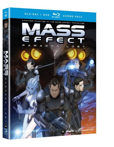 Mass Effect: Paragon Lost (Blu-ray/DVD Combo) ()
