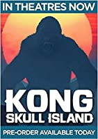 Kong: Skull Island (3D Blu-ray + Blu-ray) by Warner Bros.