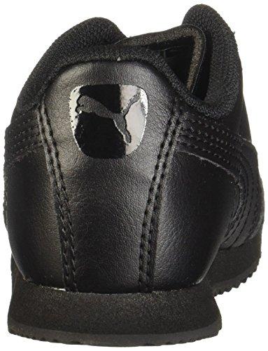Toddler Black Kids Boy Big M Sneaker US Toddler Little Kids 4 4 Kid Black Black Black Basic Toddler Roma M PUMA Kid 6wdCvq6