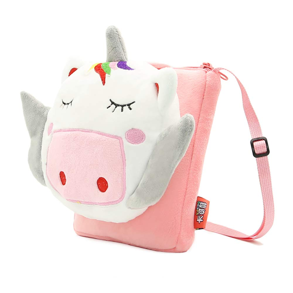 DLSEEGO Cute Toddler Crossbody Bag for Baby 1-8 Years Panda