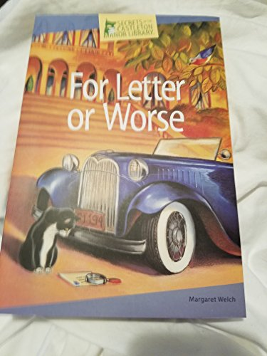 For Letter or Worse, Secrets of the Castleton Manor Library