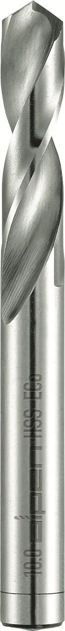 Alpen 90101250100 12,5mm Cobalt stub drills PZ HSS-ECO WN102 bright