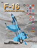 F-16 Worldwide Markings, Lou Drendel, 0897475100