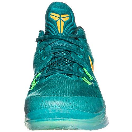 5 Emerald Arancione Venomenon Kobe tl vlt Basket Uomo da Zoom Scarpe Nike Orng Rdnt Grigio Verde Lsr wpq7HxIFTT