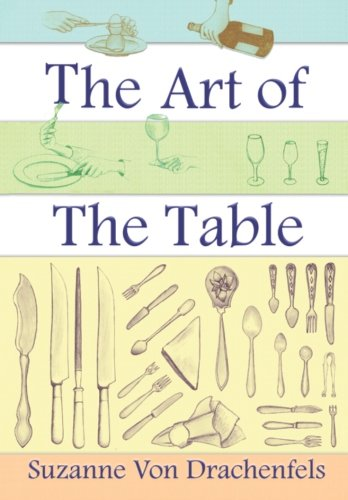 The Art Of The Table (Tiffany Table Manners)