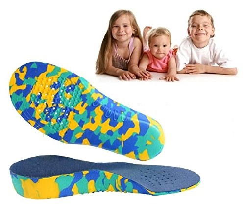 LOTGO Childrens Insoles for Kids with Flat Feet Who Need ...