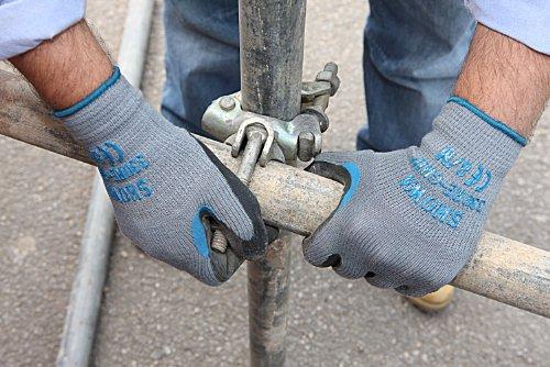 Size 10 XL 1 Pair Showa 330 Re-Grip Safety Gloves