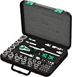 Wera 8100 SB 2 Zyklop 3/8' Metric Ratchet Set ( Piece of 43)