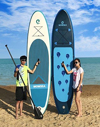 WOWSEA Tabla Hinchable Paddle Surf, Paddle Board Hinchable ...