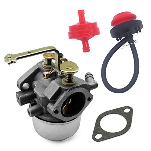 FitBest New Carburetor Carb for Tecumseh 640260 640260A 640260B 632689 HM80 HM85 HM90 HM100 LH318XA LH358XA by FitBest