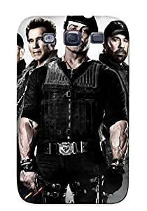 Podiumjiwrp Series Skin Case Cover Ikey Case For Galaxy S3(the Expendables 2 )