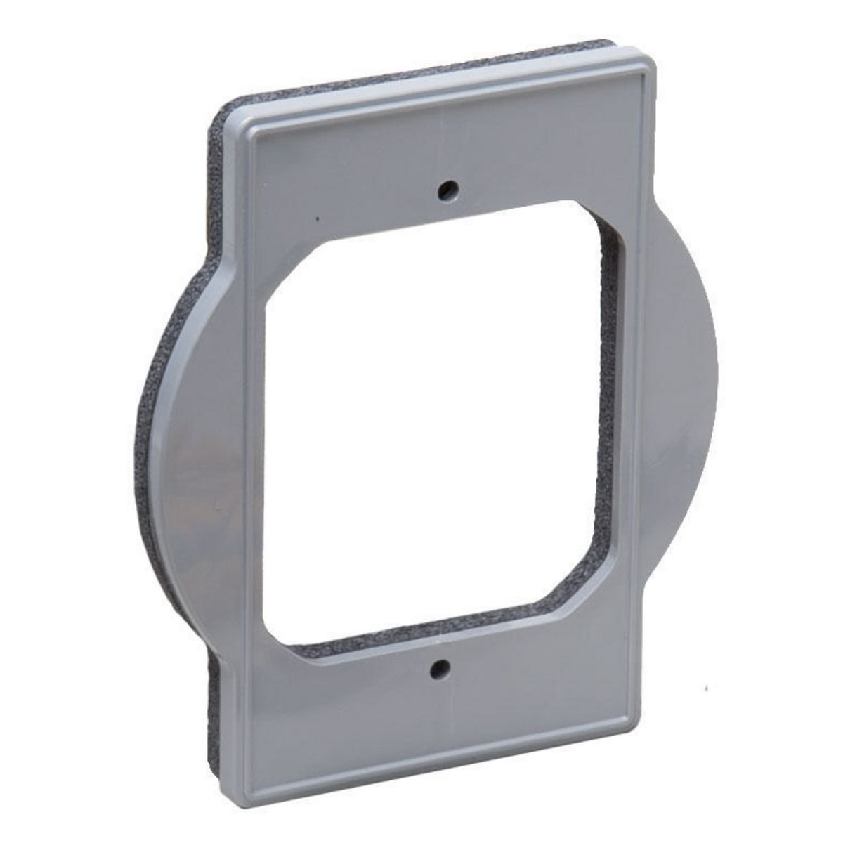 TayMac PRBA400G Plastic Round Box Adapter