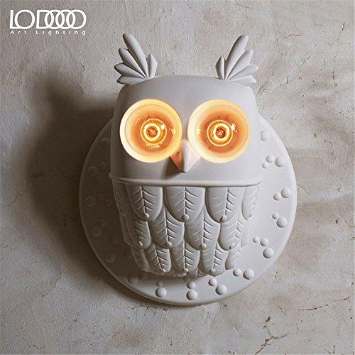 Vintage Owl Outdoor Lights in US - 5