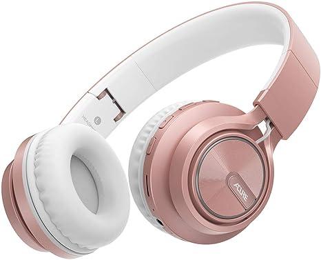 Acure Ac01 Wireless Bluetooth Headphones Foldable Over Amazon Co Uk Electronics