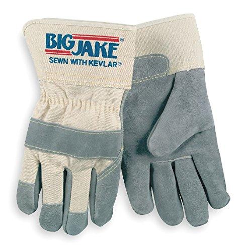 Mcr Safety Memphis glove 1702M Big Jake Cow Leather Palm ...