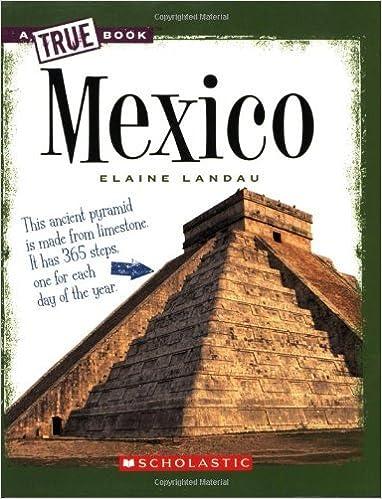 Book Mexico (True Books) by Elaine Landau (2008-09-05)
