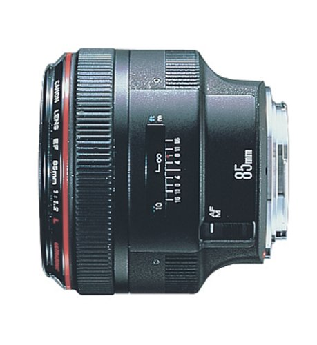 Review Canon EF 85mm f/1.2L