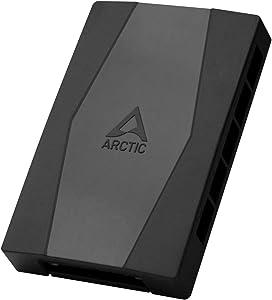ARCTIC Case Fan Hub - 10-fold PWM Fan Distributor with SATA Power