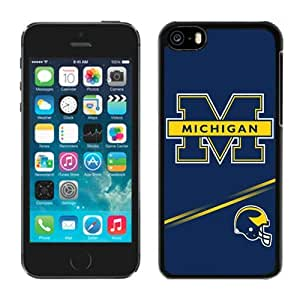 Customized Iphone 5c Case Ncaa Big Ten Conference Michigan Wolverines 6